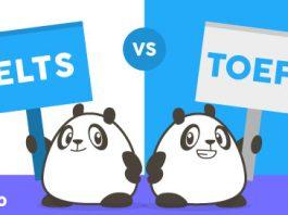 Perbedaan TOEFL dan IELTS