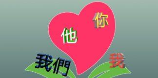 Kata Ganti Orang Dalam Bahasa Mandarin